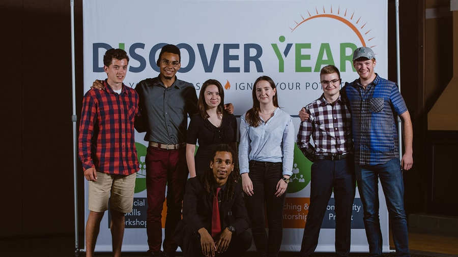 Discover Year Students